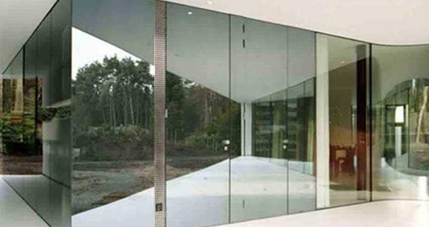 طریقه نصب شیشه رفلکس - سازوکار
