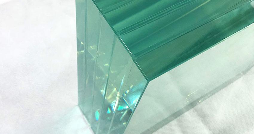 تاریخچه مراحل ساخت شیشه لمینت